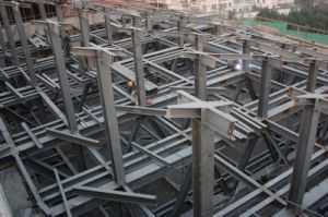 China Supplier High Quality Steel Structure Building pictures & photos