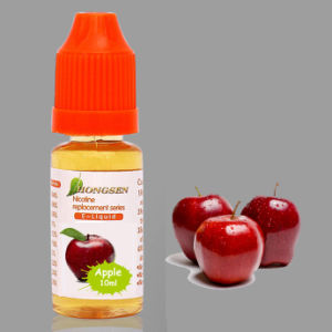 Apple Flavor E Liquid (Nicotine replacement series 10ml)