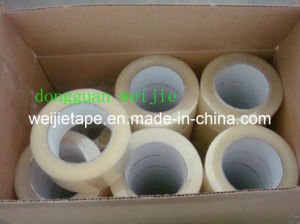 OPP Transparent Packaging Tape-001 pictures & photos