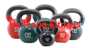 Fitness accessory, hammer strength weight plate, Professional Colorful Kettlebells-HD-010 pictures & photos