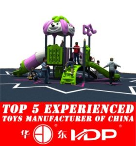 HD2014 Cartoon Style Outdoor Playground Toy (HD14-011A) pictures & photos