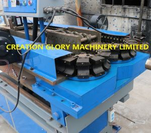 Customized Single Wall Corrugated Pipe Plastic Extruding Manufacturing Machinery pictures & photos