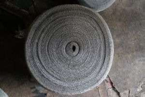 0.2 mm Wire, 50-70 Cm Width, 50 M Length Ss304, 304L, 316, 316L Knitted Wire Mesh pictures & photos