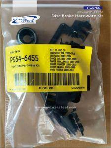Hw5765- Disc Brake Hardware Kit-Powersteel; Chrysler 300 2005-2010Chrysler 300m 2004dodge Caliber 2008-2009dodge Challenger 2009-2010dodge Charger 2006-2010 pictures & photos