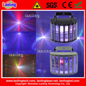Butterfly Effect Double LED Derby Stage Light pictures & photos