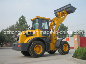 Hot Sale CE Certificate 2.0ton Wheel Loader with 80HP Engine pictures & photos