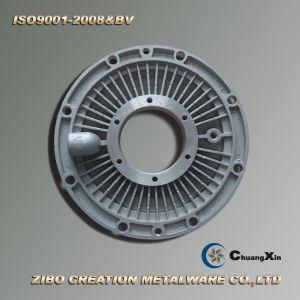 Cast Aluminum Tcw125 Reducer Parts Aluminum Gravity Gearbox Cover pictures & photos