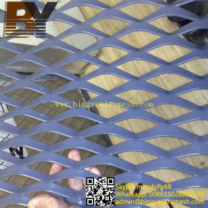 Aluminum Expanded Metal Sheet for Architectural Screens pictures & photos