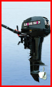 Boat Engine/ Sail Outboard Motor/ 4-Stroke Outboard Boat Motor (F9.9BML) pictures & photos