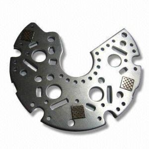 Precision Stainless Steel Machining Parts for Auto (DR118) pictures & photos