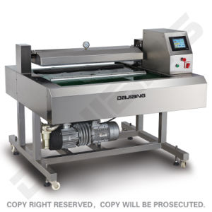 Automatic Continuous Type Vacuum Packaging Machine (DZ-1000QF)