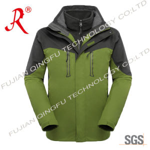 China Breathable Outdoor Tech Ski Jacket (QF-667) pictures & photos