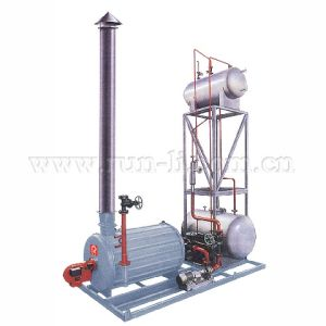 Gas or Oil Fired Integrated Thermal Oil Furnace pictures & photos