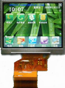 3.5 TFT LCD Display with Resistive Touch pictures & photos