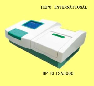 Microplate Economic Hot Elisa Reader in China pictures & photos