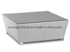 Outdoor Leisure Wicker Tea Table  (LG51X-9111)