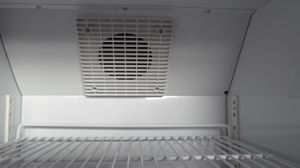 Swing Door Cheap French Door Refrigerator Showcase (DBQ-318L) pictures & photos