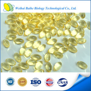 GMP Health Food Omega 3 Natural Deep Sea Fish Oil Capsule pictures & photos