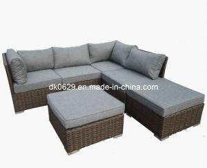 Living Room Sofa /Wicker Sofa /Wicker Living Room Sofa Set (KY815)