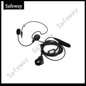 Two Way Radio Headphone Headset for Motorola Gp338 pictures & photos