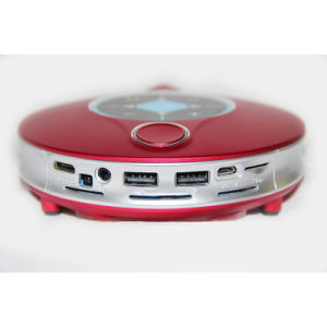 Hot Selling Mini Smart HD Projectors Support Micro USB Powered Mini LED Projector pictures & photos