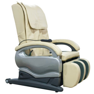 Electric Healthcare Full Body Shiatsu Foot Vibration Cheap Massage Chair pictures & photos