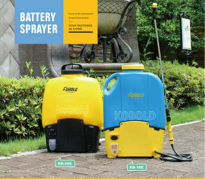 20L Kobold Knapsack Rechargeable Electric Sprayer pictures & photos