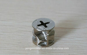 Zinc Alloy Furniture Connecting Cam Fitting (SMS-AB1512)
