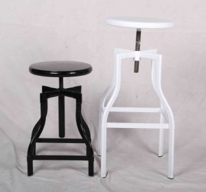 Industrial Metal Restaurant Dining Turner Steel Bar Stools pictures & photos