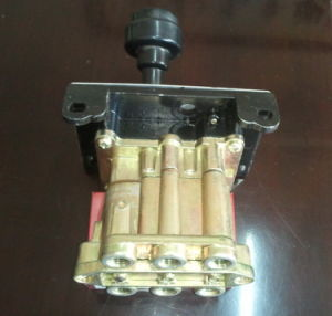 Six Hole Hydraulic Flow Control Air Valve for Loaders Excavators pictures & photos