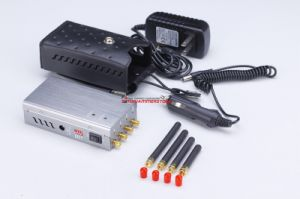 High Power GPS & WiFi Mobile Phone Signal Jammer pictures & photos