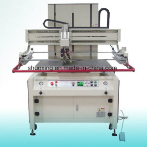 Automatic Silk Screen Printing Machine with Mistubishi PLC Control pictures & photos