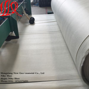 PP Needle Punched Nonwoven Geotextile Dyke Geotextile pictures & photos