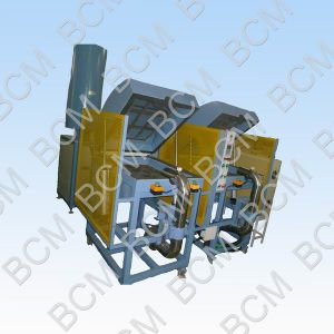 Chemical Fiber Opening and Filling Machine pictures & photos