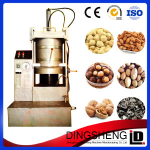 Hydraulic Cocoa Butter Copra Walnut Sesame Press Mill Oil Expeller pictures & photos