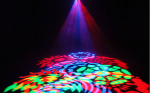 8*3W RGBW LED Eight Eye Patterns Light LED Effect Light Disco Light pictures & photos