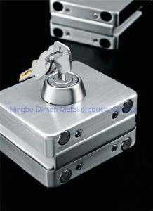 Dimon Sliding Glass Door Lock Single Door Double Cylinder Central Lock (DM-DS 120-1) pictures & photos