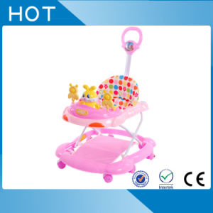 New Model OEM Multifunction Baby Walker with Pushbar pictures & photos