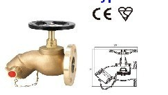 Landing Valve Bib-Nosed Type (HV06-200D) pictures & photos