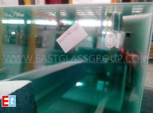 Customized Size Tempered Glass with Fine Polish pictures & photos