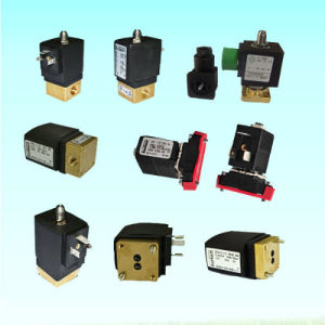 24V Solenoid Valves Air Compressor Parts Solenoid Valve pictures & photos