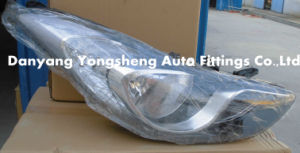Elantra 11′ Head Lamp for Hyundai