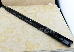 China Supplier Black Steel Ball Bearing Slide Rail