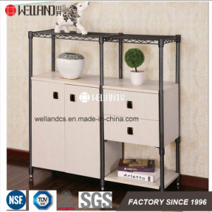 2017 New Design Adjustable Easy Assembly Steel-Wooden Furniture for Living Room pictures & photos