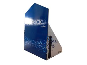 Eco-Friendly Corrugated Counter Display Stands, PDQ Display, Tabletop Display pictures & photos