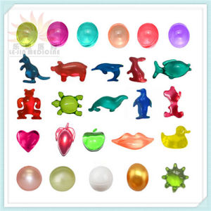 Bath Pearls/Bath Beads/Shaped Bath Oil for Beauty Bath (LJ-H-07)