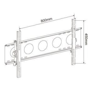 "up and Down TV Mount for 37""-62"" LED LCD TV pictures & photos"