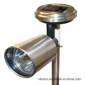 Stainless Steel Solar Garden Spot Light for Outdoor Patio (RS044) pictures & photos