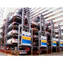 Vertical Rotary Car Parking System pictures & photos