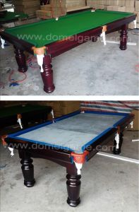 8ft Slate Pool Table (DBT8501) pictures & photos